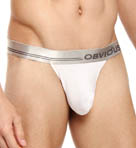 Obviously For Men Metallic Low Rise Bikini Brief MEI1880
