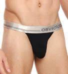 Obviously For Men Metallic Low Rise Bikini Brief MEI1890