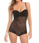 J'adore Burnout Mesh Teddy
