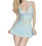 Oh La La Cheri Lace Babydoll And G-String 2139