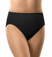 Light Shaping Hi-Cut Brief Microfiber Panty