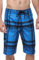 O'Neill Santa Cruz Plaid Boardshort 13106700