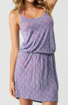 Talia Dress Swim Cover Up