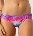O'Neill Painted Desert Ruched Basic Swim Bottom 13474047