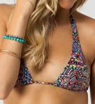 O'Neill Tahiti Halter Swim Top 13474071