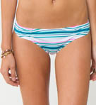 O'Neill Beach Stripe Cinched Basic Swim Bottom 14474107