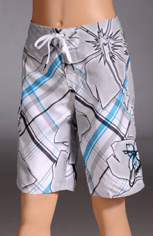 Boys Triumph Floral Boardshort