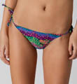 Heat Wave Tie Side Swim Bottom Image