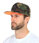 Turnover Snapback Hat