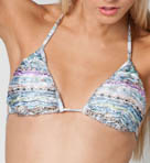 O'Neill Desert Cinched Triangle Swim Top 31474022