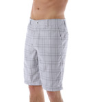 Exec Ultrasuede Quick Dry 21 Inch Hybrid Shorts