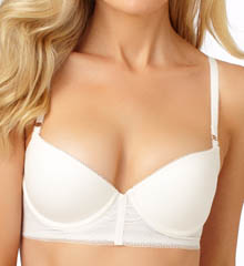 OnGossamer Laced in Paradise Balconette Bump It Bra 013659