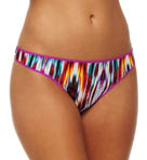 OnGossamer Triple Twist Mesh Hip G Thong 022150T