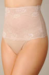 OnGossamer Boudoir Blooms Shapewear Thong 022154