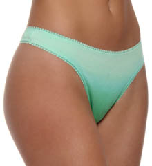 Cabana Cotton Dip Dye Hip-G Panties