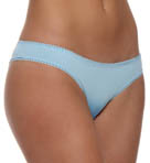 OnGossamer Cabana Cotton Dip Dye Hip Bikini Panties 023454