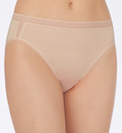 OnGossamer Microglamour Hi Cut Panty 024305