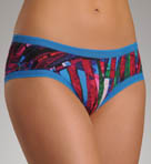 Carnivale Mesh Boyshort Panty