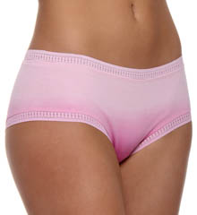 Cabana Cotton Dip Dye Hip-Boyshort Panty