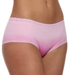 OnGossamer Cabana Cotton Dip Dye Hip-Boyshort Panty 025454