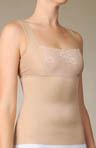 OnGossamer Boudoir Blooms Shapewear Tank 028154