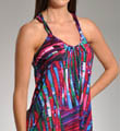 OnGossamer Carnivale Triple Mesh Nightie 082254