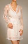 Modern Bride Tulle Robe