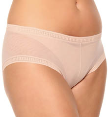 Mesh Plus Hip Boyshort Panty