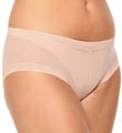 Mesh Plus Hip Boyshort Panty Image