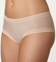 Gossamer Mesh Low Rise Boyshort Panties