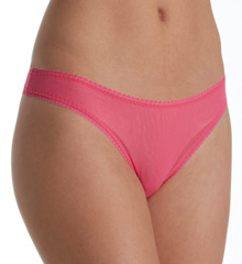Gossamer Mesh Hip-G Thong