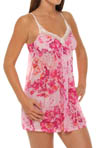 OnGossamer Watercolor Romance Chiffon Nightie 82506WR