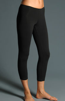 So Fine Cropped Legging
