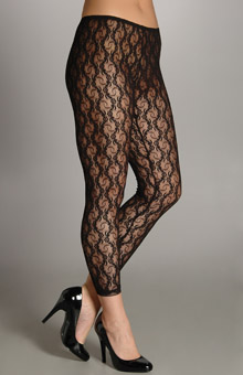 Stretch Lace Leggings