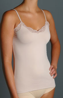 Delicious Cami with Adjustable Lace Straps