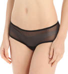 Italian Net Ruched Back Hipster Panty