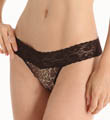 Only Hearts Leopard Lace Thong - 4 Pack 51241