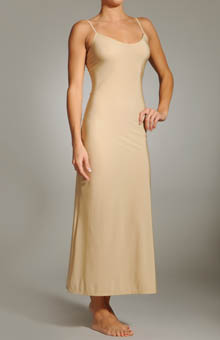 Gown Length Slip with Spaghetti Straps