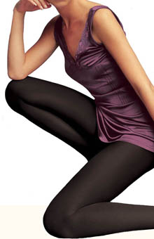 Sensual Velvet Sensation Tights