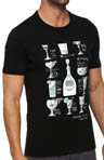 Short Sleeve Cocktail Graphic Tee