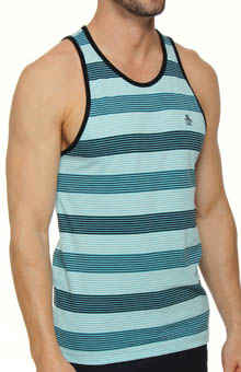 Original Penguin Striped Tank