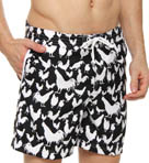 Original Penguin Fixed Volley Printed Roosters Swim Short FRS0035