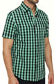 Original Penguin Short Sleeve Garment Dye Heritage Fit Shirt FSW0140