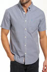 Original Penguin Short Sleeve Gingham Shirt OPWS412