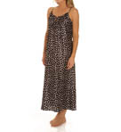 Oscar De La Renta Dots Long Gown 680584