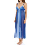Tranquil Sky Long Gown Image