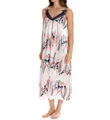Oscar De La Renta Misty Shadow Long Gown 680750