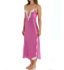 Oscar De La Renta Peony Long Gown 680813