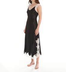 Oscar De La Renta Lace Long Gown 680852
