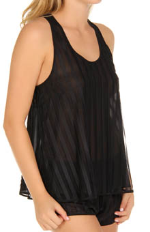 Shadow Stripes Cami and Short Set